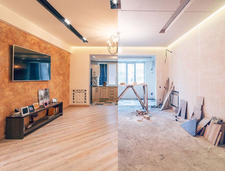 Full Home Renovation