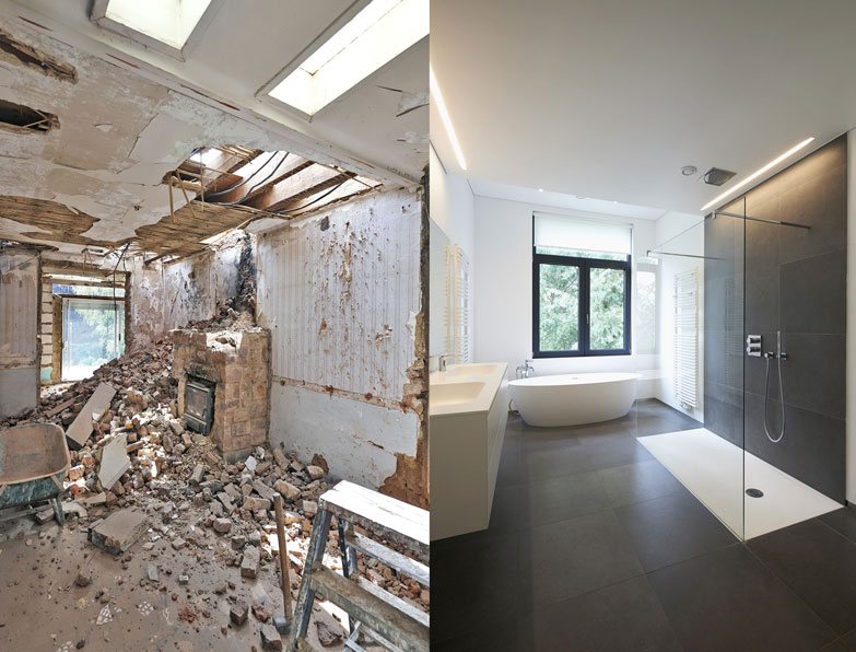 Full Home Renovation in London