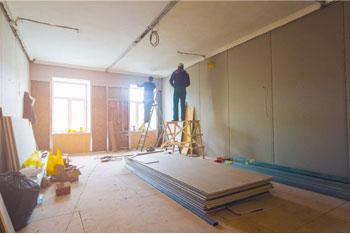 Renovation Work Project London